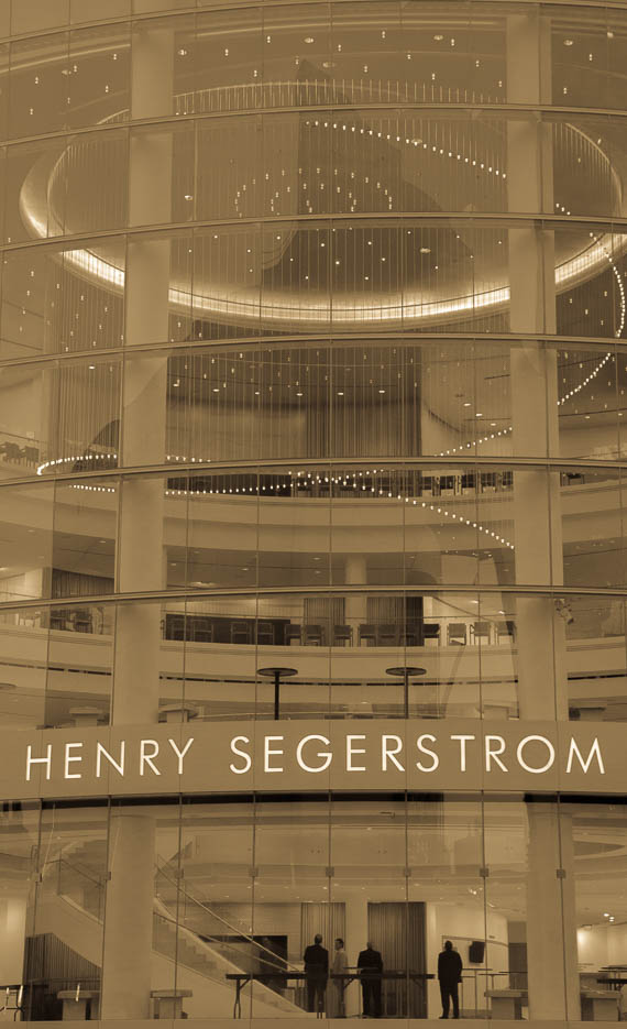 Spiral Lights – Renée and Henry Segerstrom Concert Hall, Avenue of the Arts, Costa Mesa, California