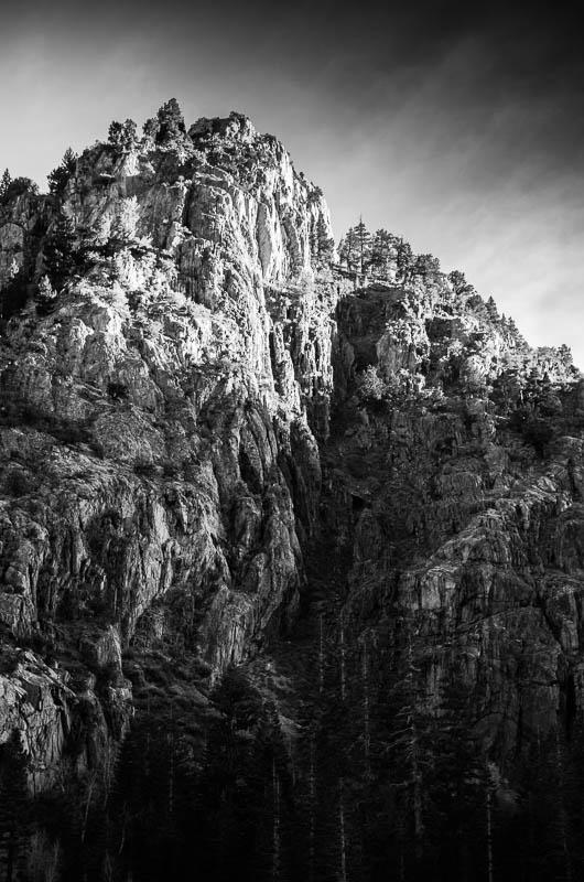 Sierra High 2 – Reversed Peak, The Sierra Nevadas, California