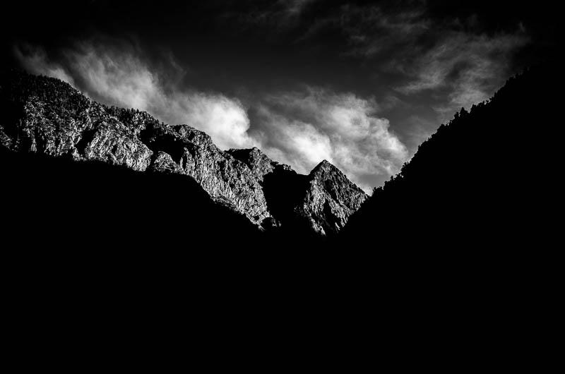 Sierra High 3 – Grant Lake, The Sierra Nevadas, California