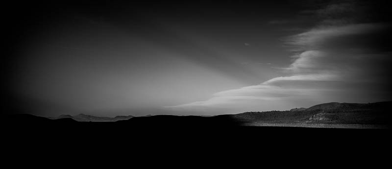 The Sweep – Crater Mountain, Mono Lake, California