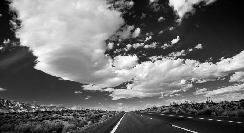Sierra Highway 2 – The Sierra Nevadas, Inyo County, California