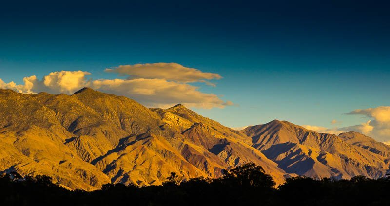Sierra Vista 8 – The Sierra Nevadas, Inyo County, California