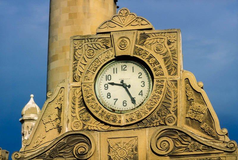Baku Time