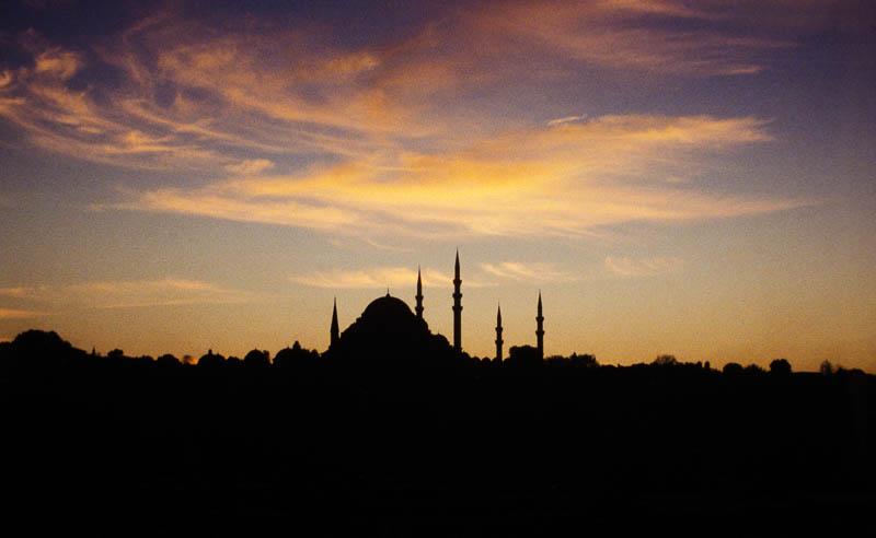 Towering Minarets