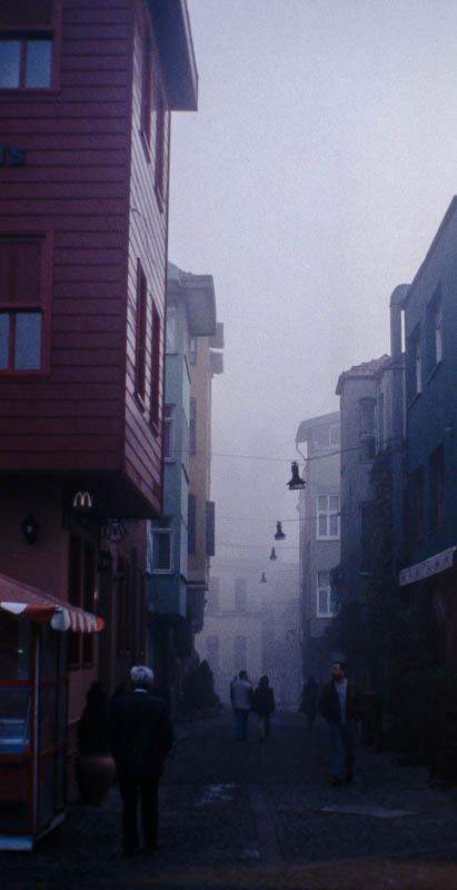 Backstreet Mist – Kadikoy, Istanbul, Turkey (1996)