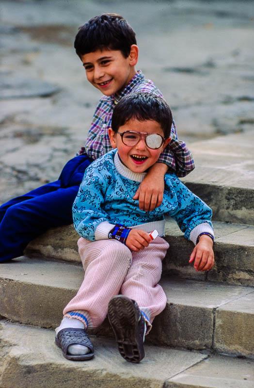 Baku Buddies 1 – Baku, Azerbaijan (1996)