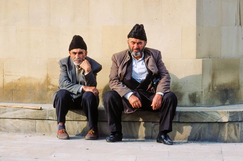 Baku Buddies 2 – Baku, Azerbaijan (1996)