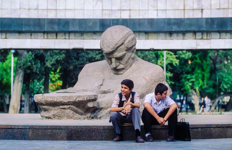 Baku Buddies 5 – Baku, Azerbaijan (1996)
