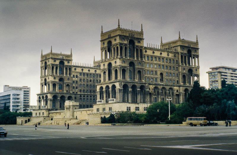 Baku Parliament