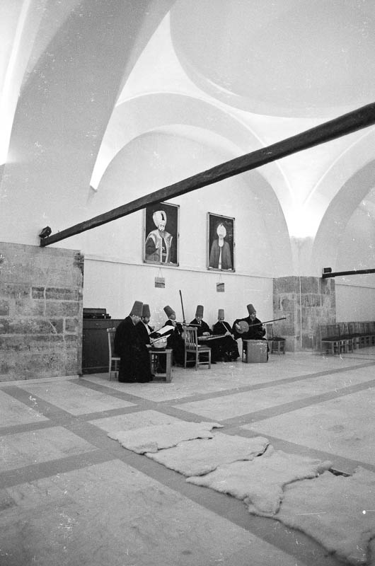 Mevlevi Musicians 2 – Galata Mevlevi Music and Sema Ensemble, Istanbul, Turkey (1996)