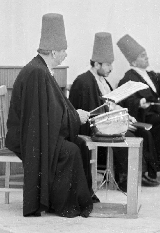 Mevlevi Musicians 3 – Galata Mevlevi Music and Sema Ensemble, Istanbul, Turkey (1996)
