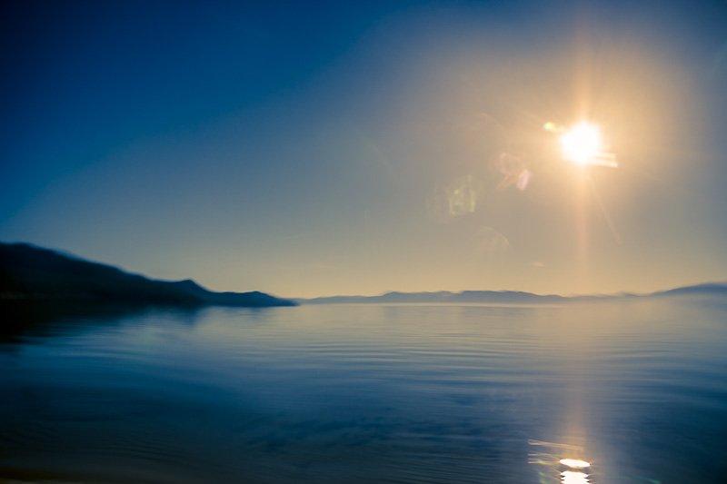 Blue Lake Light