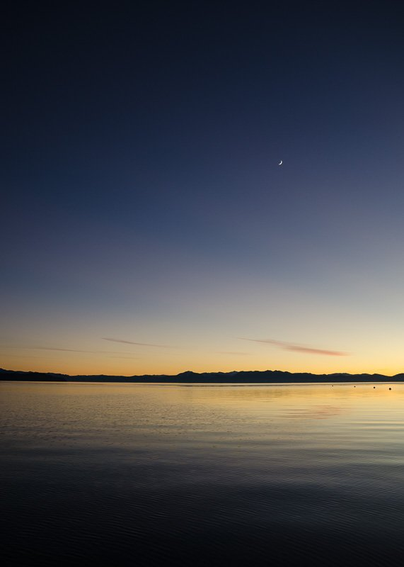 Crescent Depths - Lake Tahoe, Nevada