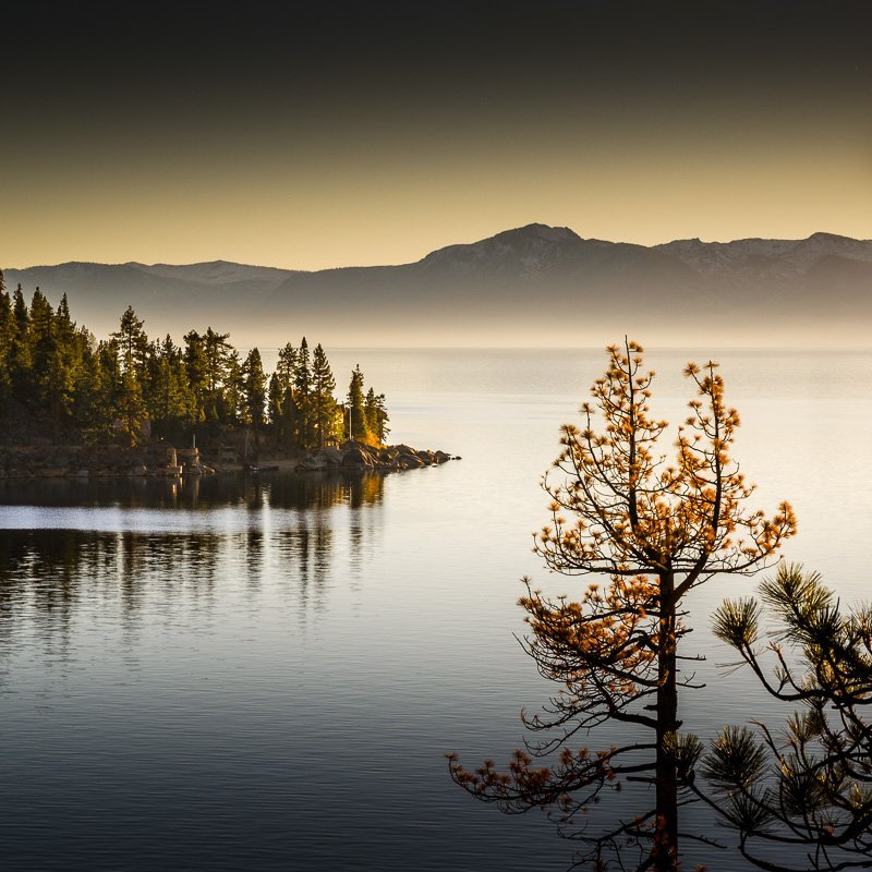 Gentle View - Thunderbird Lodge, Lake Tahoe, Nevada