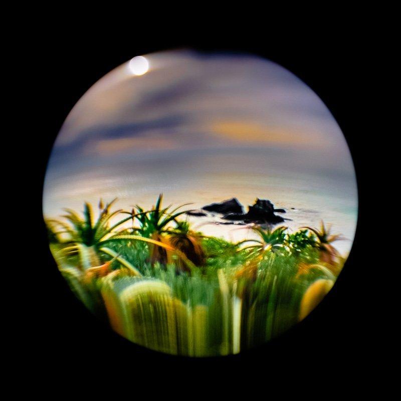 Inner Landscape 26 - Porthole