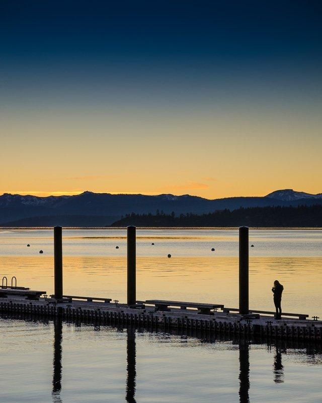 Pier View Dusk