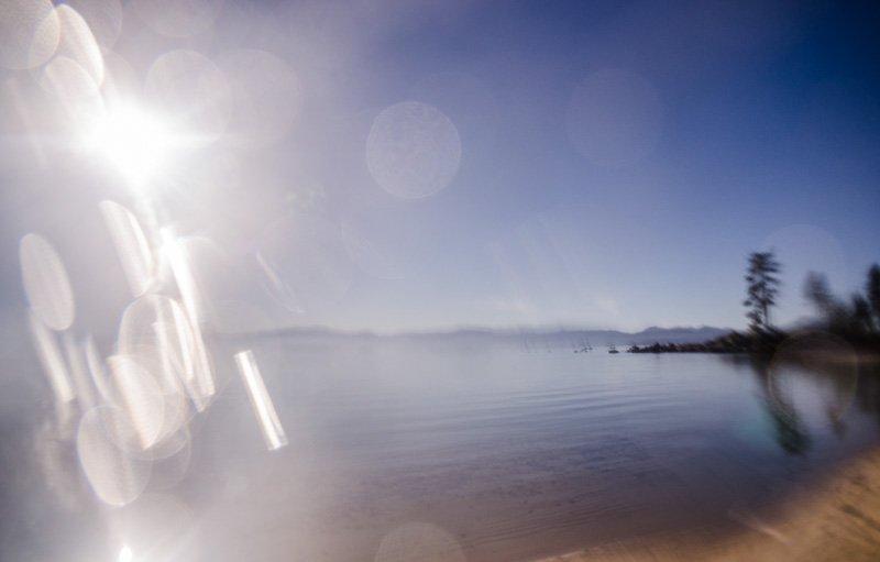 Sand Harbor Light