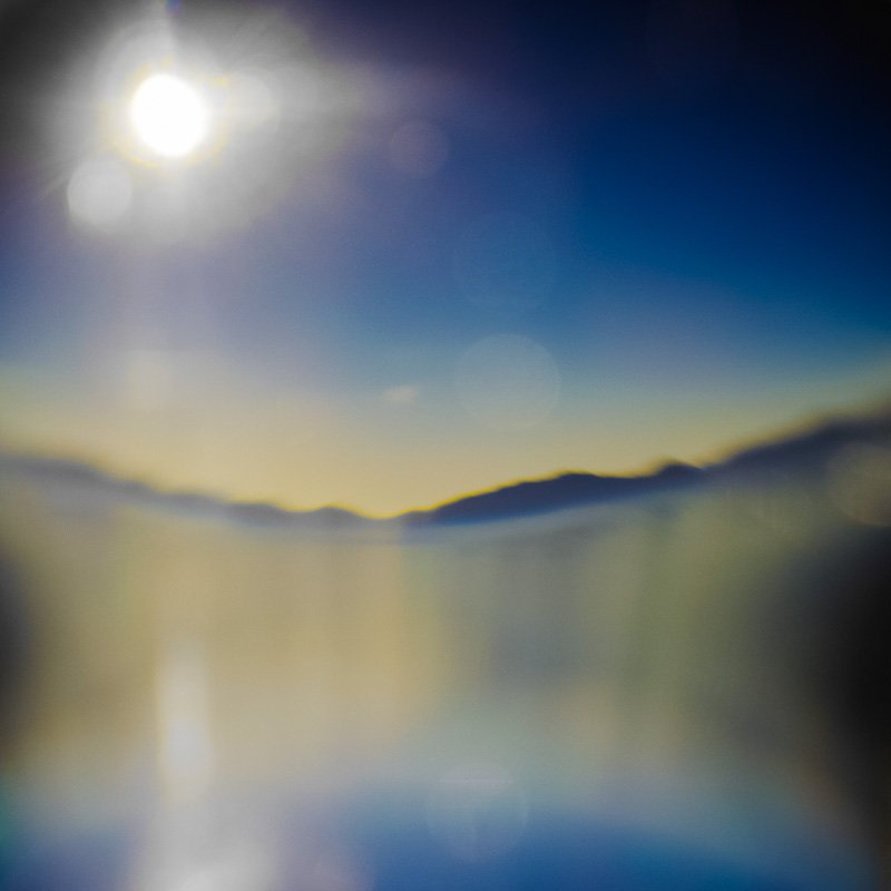 The Blue Beyond