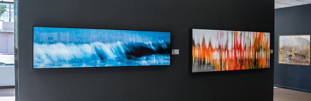 Exhibitions by Maz Mahjoobi - HD Metal Prints with ArtBox Aluminum Frames