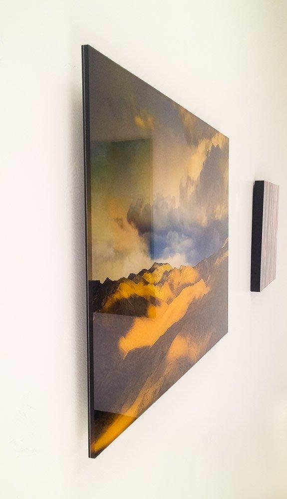 Illumined - Acrylic Print - Float Mount