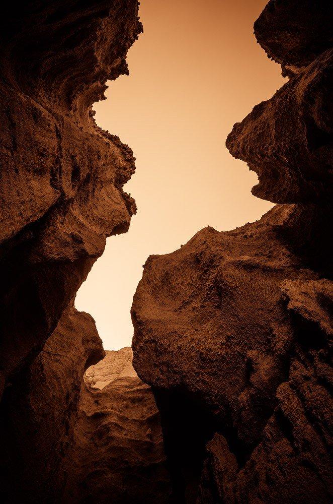 Desert Crevice 2
