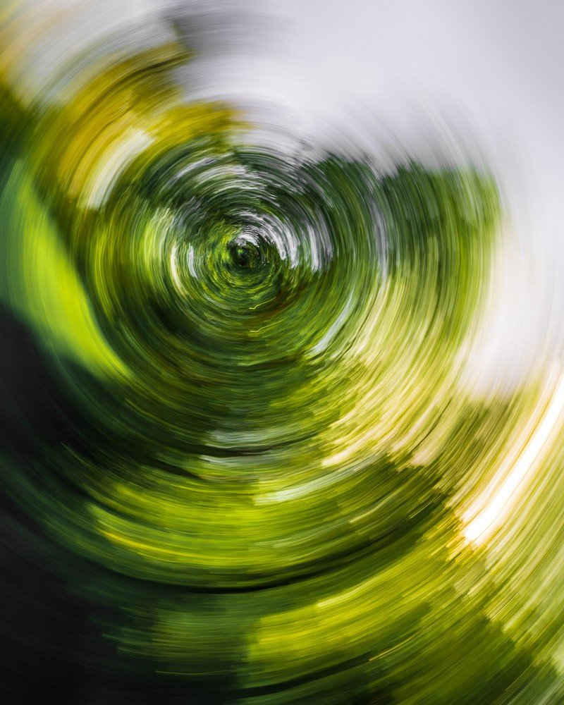 Green Spin