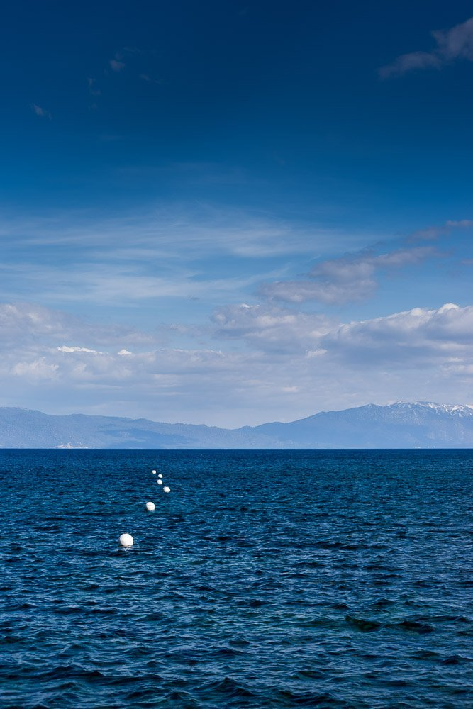 Tahoe City Buoys