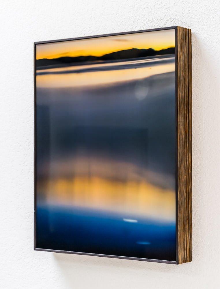 The Deep Blue - Framed 1