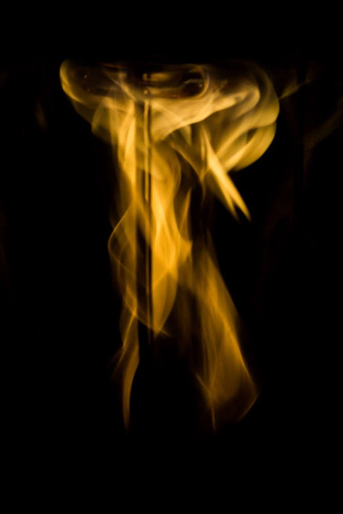 Fire Abstract 9