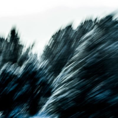 Snow Abstract 1