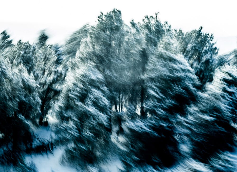 Snow Abstract 3