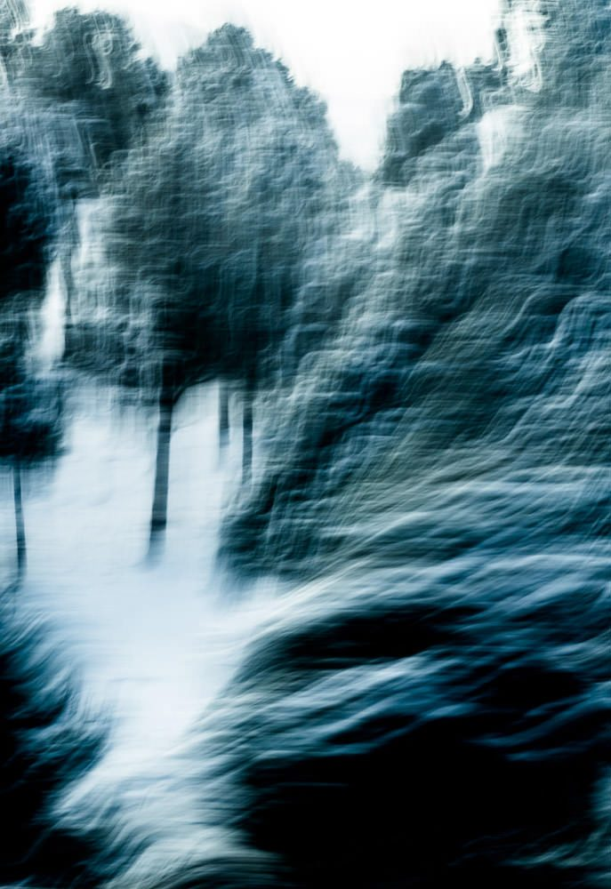 Snow Abstract 7