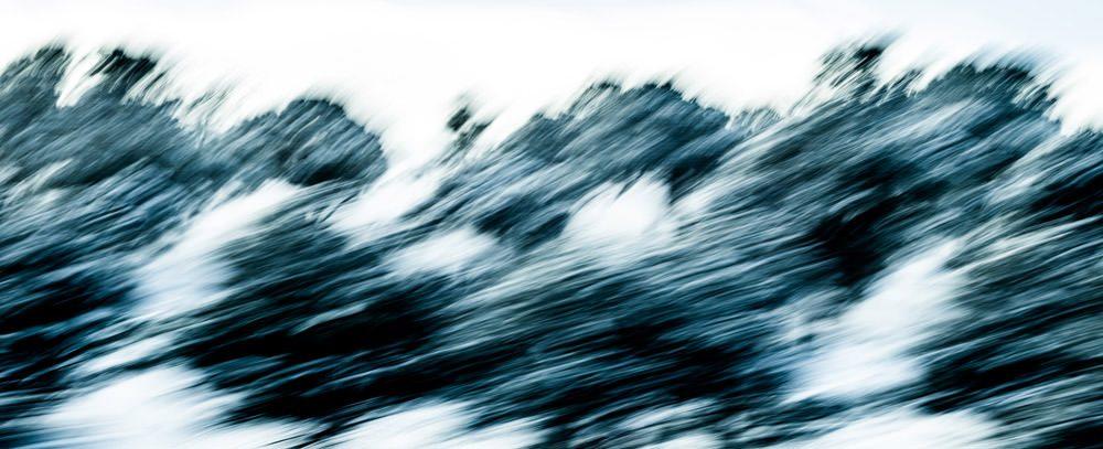 Snow Abstract 8 Alt
