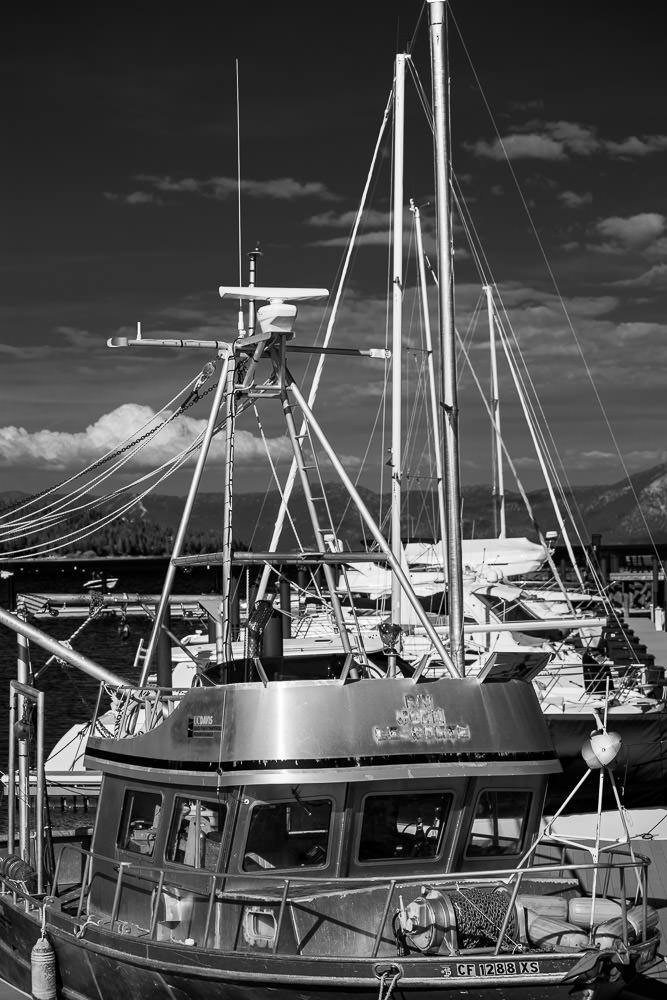 Tahoe Sailing 1